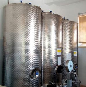 stoccaggio olio oliva